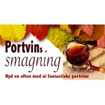 Arrangement: Portvinssmagning 1. november