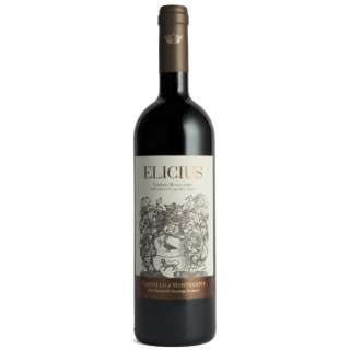 Elicius Umbria Rosso IGT. 3 stars - the maximum number of stars - by the Guida Veronelli 2017.
